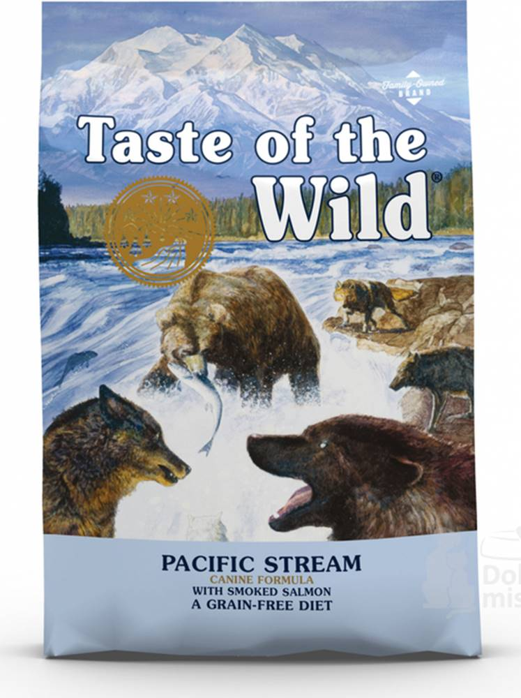 Taste of the Wild Petfood Taste of the Wild Pacific Stream 12,2kg