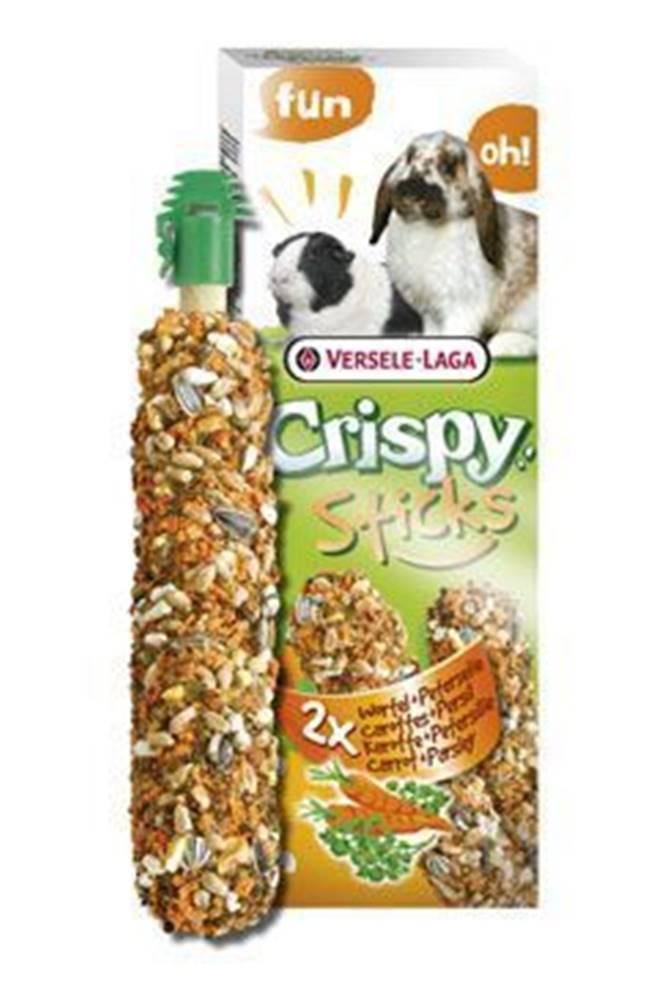 VERSELE-LAGA VL Crispy Sticks pre králiky / morča Mrkva / petržlen 110g