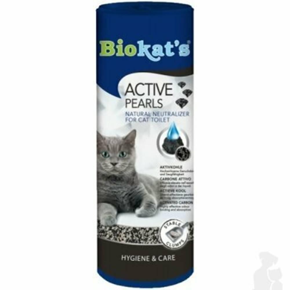 Gimborn Active pearls Biokat 's uhlia do WC 700ml