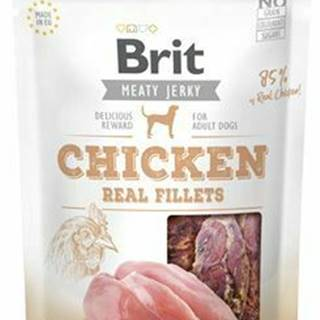 Brit Jerky Chicken Fillets 200 g