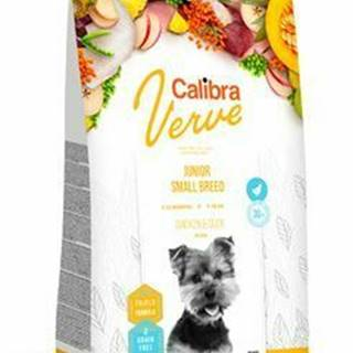Calibra Dog Verve GF Junior Small Chicken&Duck 6kg