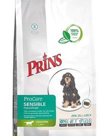 PRINS ProCare grain free SENSIBLE hypoalergenní - 3kg