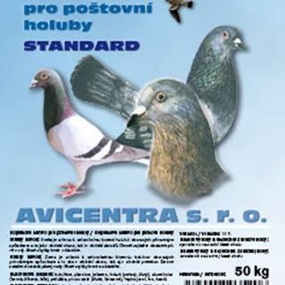 Avicentra HOLUB standard 25kg - 25 kg