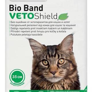 Beaphar  antiparazitný obojok CAT BIO BAND - 35cm
