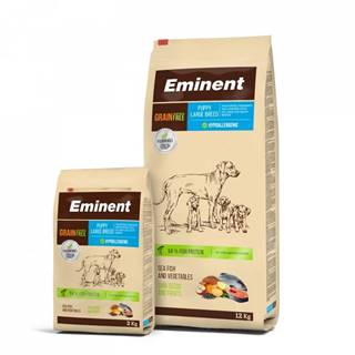 EMINENT GRAIN free PUPPY LARGE - 2kg