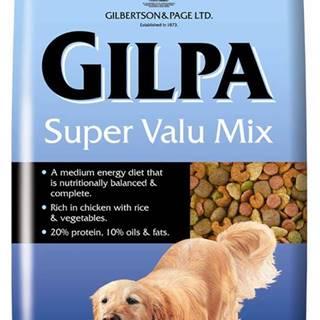 GILPA dog SUPER MIX - 15kg