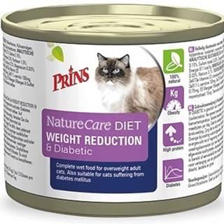 PRINS NatureCare Veterinary Diet WEIGHT REDUCTION & Diabetic - 200 g