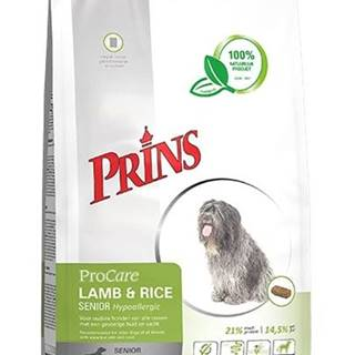 PRINS ProCare SENIOR LAMB/rice - 15kg