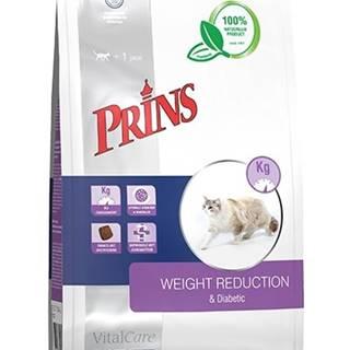 PRINS VitalCare Veterinary Diet WEIGHT REDUCTION & Diabetic - 1,5 kg