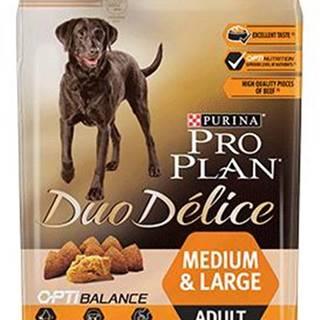 PROPLAN  DUOdelice MEDIUM/LARGE  beef - 2,5kg