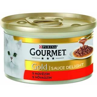 PURINA GG sauce delight hov./kura 85 g konzerva - KURACIE