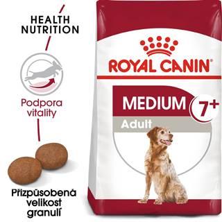 Royal Canin MEDIUM ADULT 7+ - 4kg