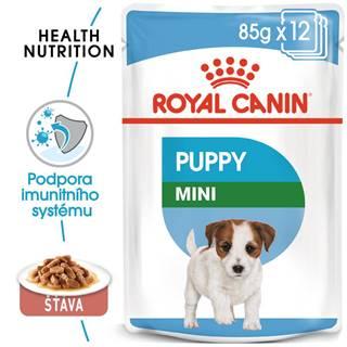 Royal Canin Mini Puppy - kapsička pre malé šteňatá - 85g