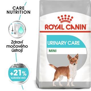 Royal Canin Mini Urinary Care - granule pro psy s ledvinovými problémy - 1kg