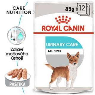 Royal Canin Urinary Care Dog Loaf - kapsička s paštikou pro psy s ledvinovými problémy - 85g