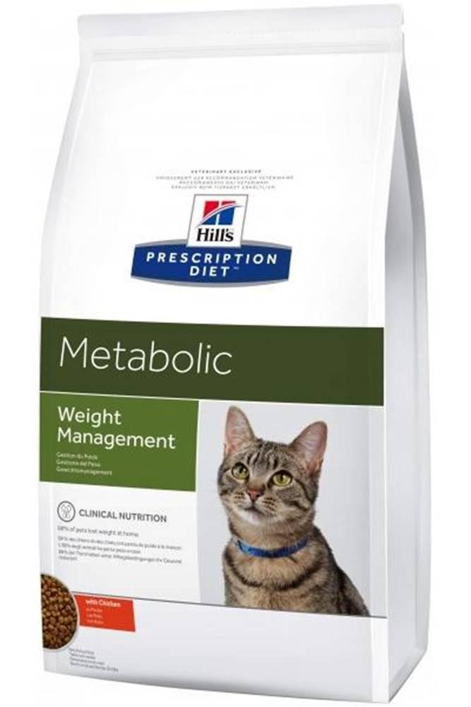 Hills Hills cat  METABOLIC - 4kg