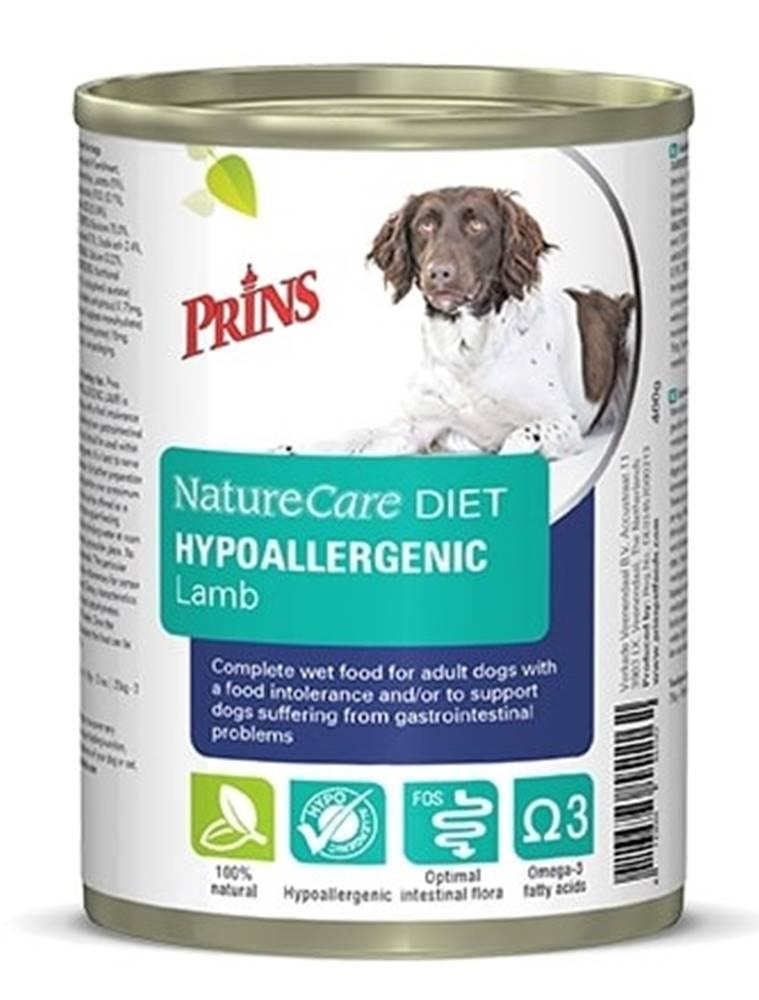 Prins PRINS NatureCare Veterinary Diet HYPOALLERGENIC Lamb - 400g