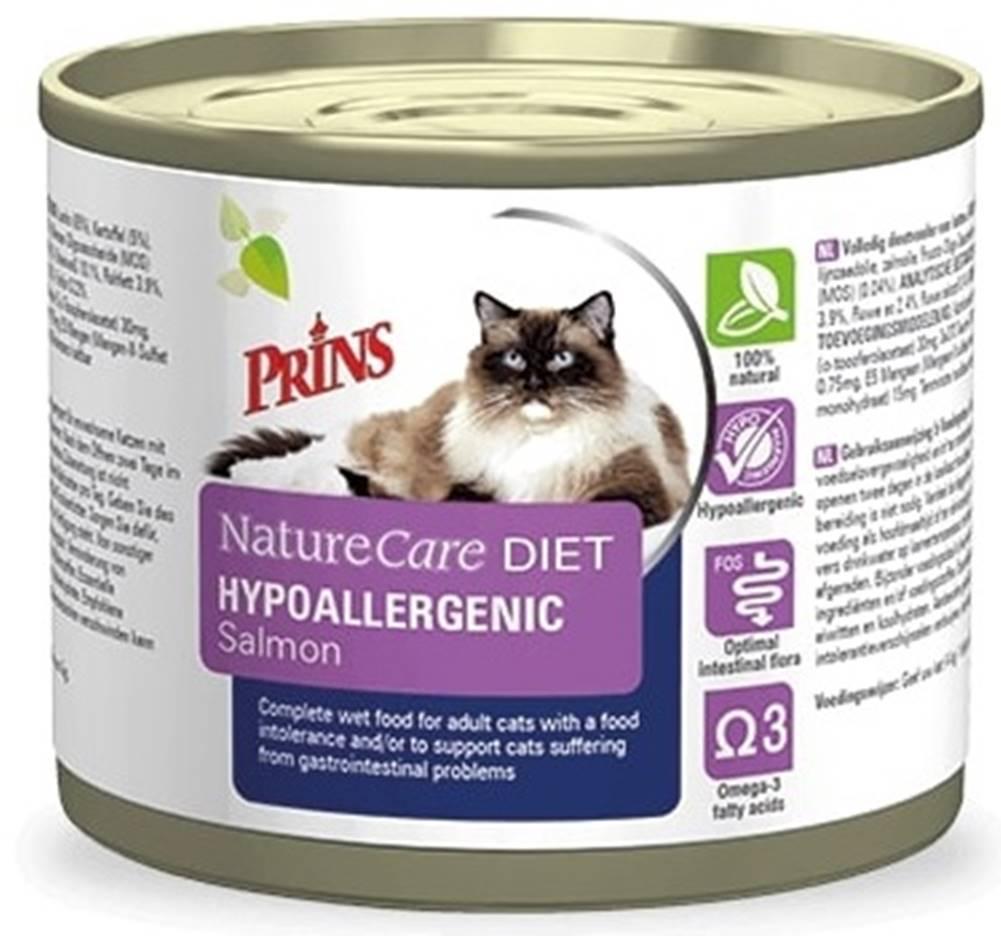 Prins PRINS NatureCare Veterinary Diet HYPOALLERGENIC salmon - 175 g