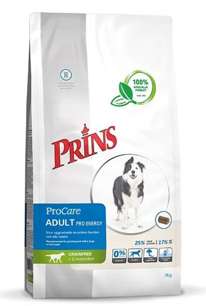 Prins PRINS ProCare grain free ADULT pro energy - 3kg