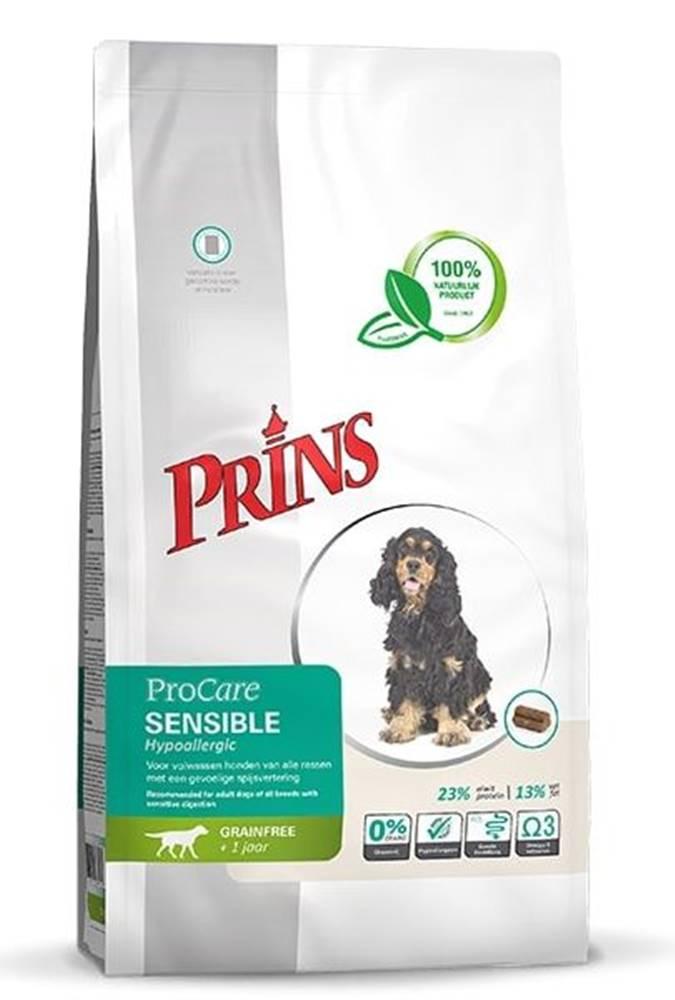 Prins PRINS ProCare grain free SENSIBLE hypoalergenní - 3kg