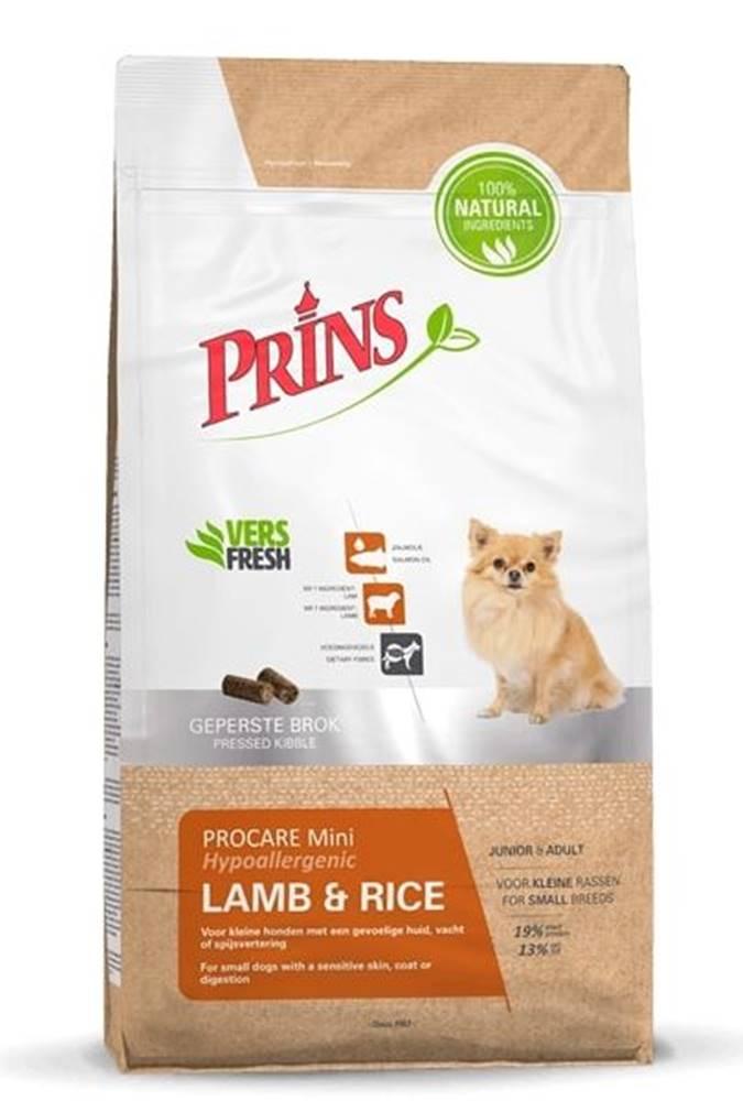 Prins PRINS ProCare MINI LAMB/rice hypoalergenní - 3kg