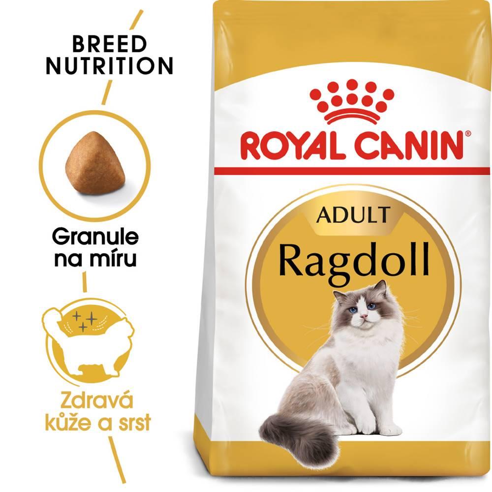 Royal Canin RC cat  RAGDOLL - 400g