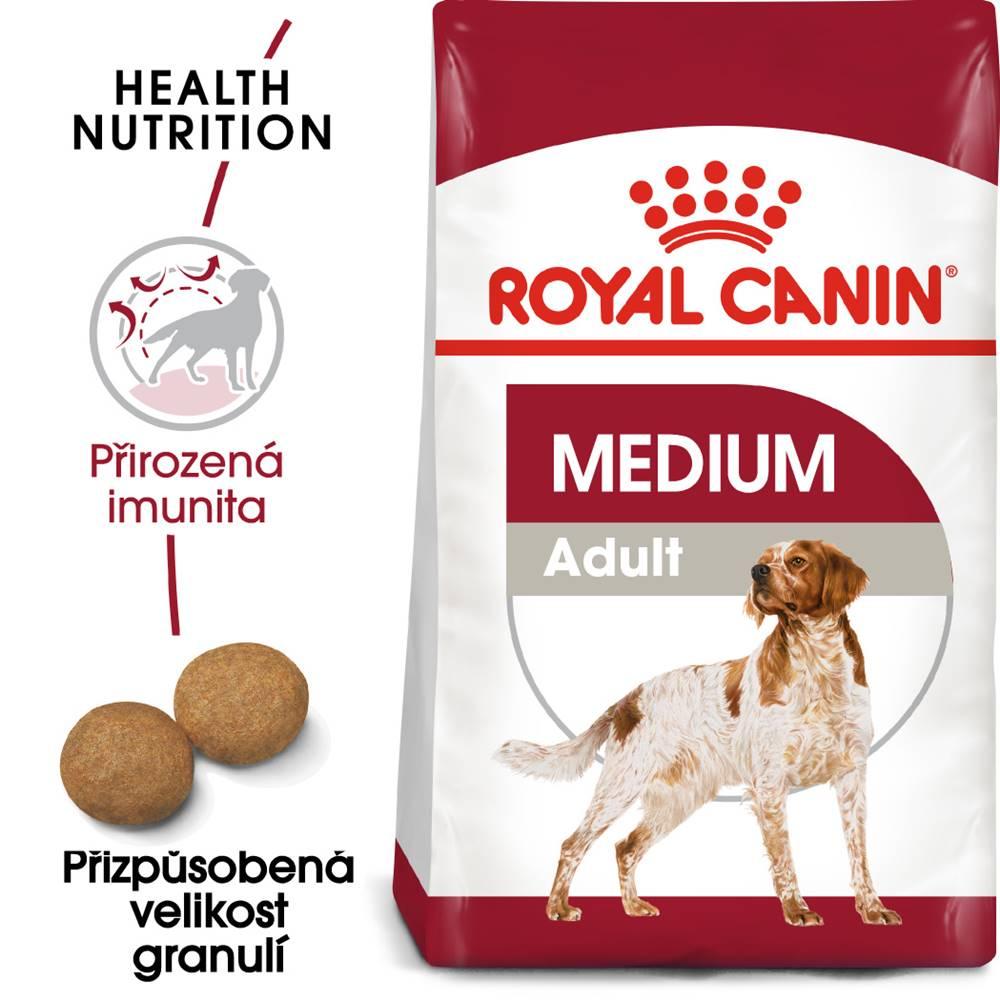 Royal Canin Royal Canin MEDIUM  ADULT - 4kg