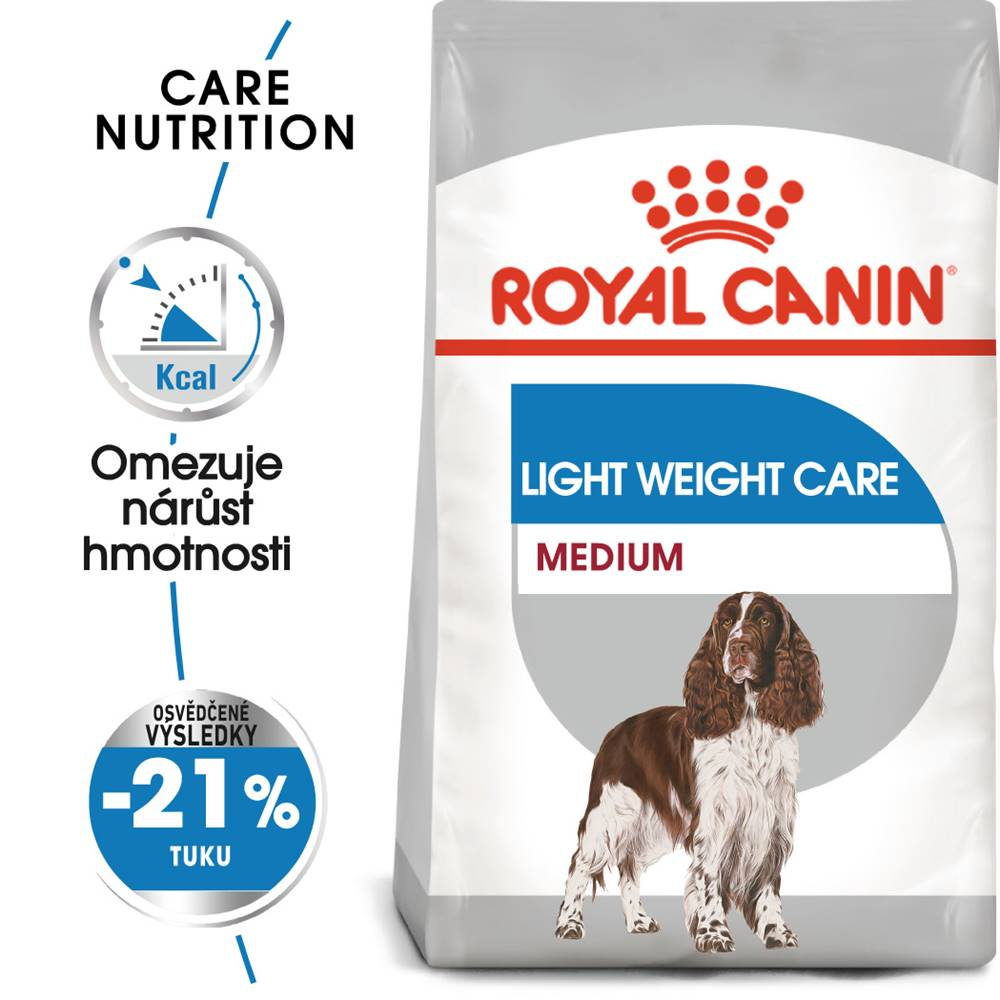 Royal Canin Royal Canin MEDIUM LIGHT - 3kg