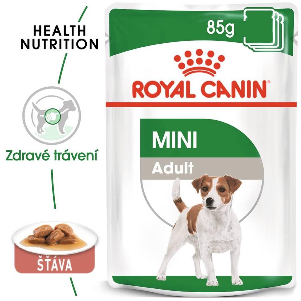 Royal Canin Royal Canin Mini Adult - kapsička pre dospelé malé psy - 85g