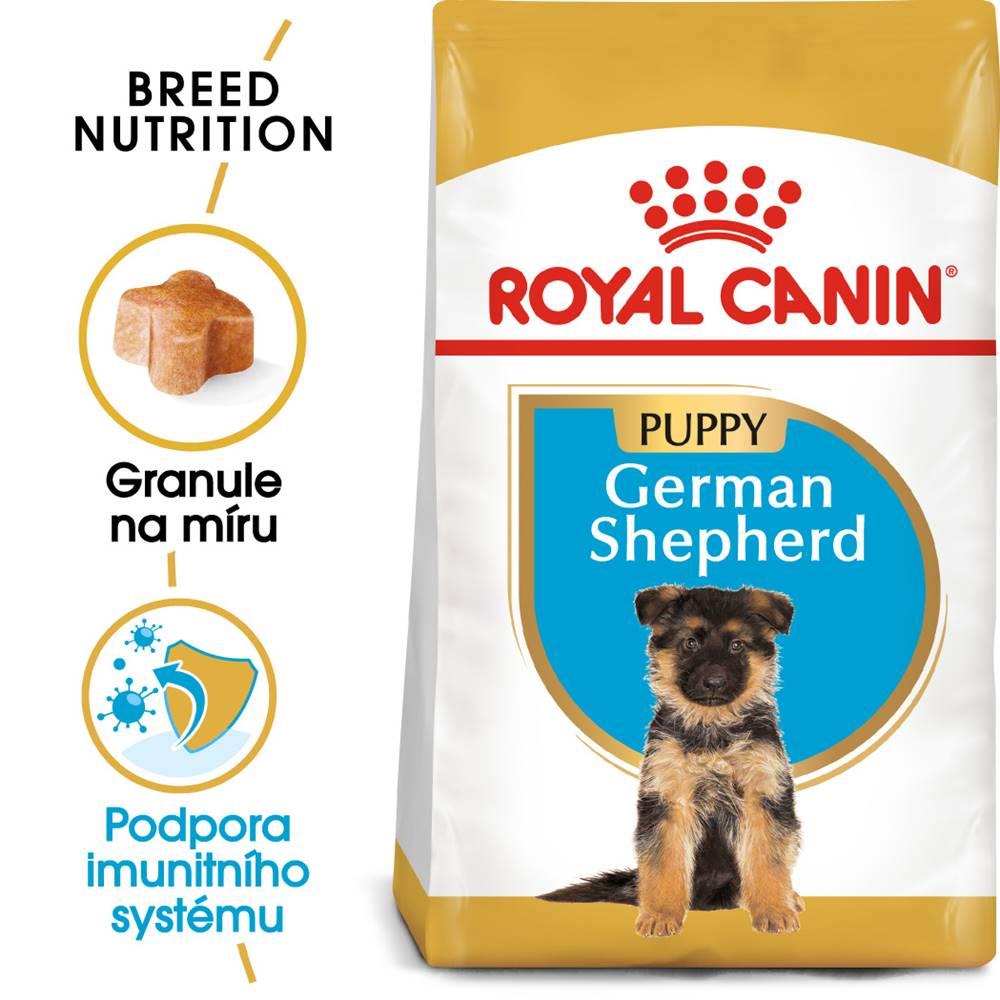 Royal Canin Royal Canin NEMECKÝ OVČIAK JUNIOR - 12kg