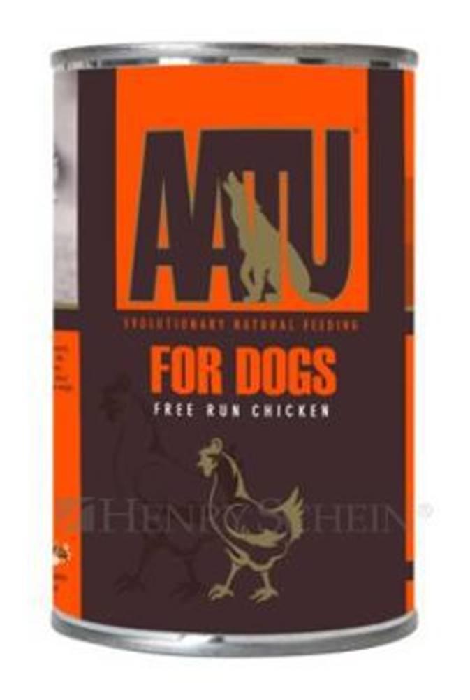 (bez zařazení) Aatu dog konz. CHICKEN - 400g