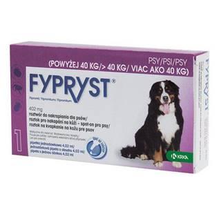 Antiparazitný spot-on FYPRYST pre psov - S (2-10kg)