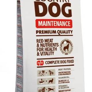 COUNTRY dog MAINTENANCE - 15kg