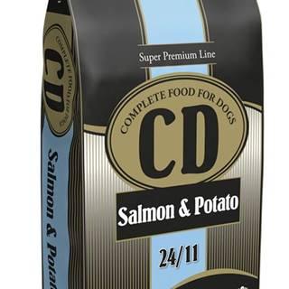 DELIKAN dog C/D SALMON/potato - 15kg