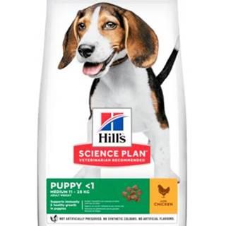 Hills PUPPY MEDIUM chicken - 2,5kg