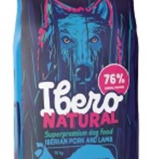 Ibero NATURAL dog MAXI JUNIOR - 3kg
