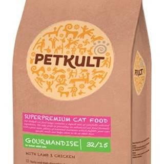 PETKULT  cat   GOURMANDISE - 2kg