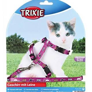 Postroj (trixie) CAT pre mačatá s vodítkem - 8mm/21-34cm/1,2m