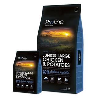 PROFINE JUNIOR LARGE Chicken - 15kg