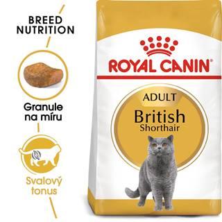 Royal Canin BRITISH SHORTHAIR - 400g