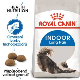 Royal Canin INDOOR LONGHAIR - 400g
