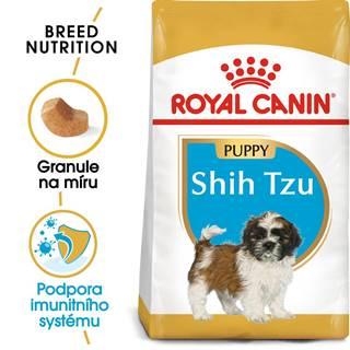 Royal Canin Shih Tzu Puppy - granule pre šteňa Shih Tzu - 1,5kg