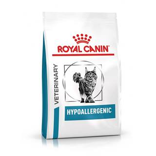 Royal Canin Veterinary Health Nutrition Cat HYPOALLERGENIC - 0,4kg