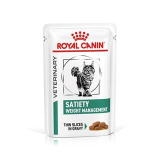 Royal Canin Veterinary Health Nutrition Cat SATIETY vrecko - 85g