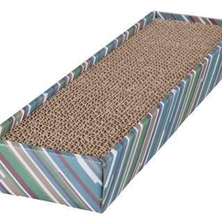 Škrabacie kartón Scratchy s catnipom - 13x48cm