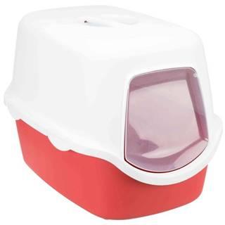 WC VICO bez filtru KORÁLOVĚ/krémové - 56x40x40 cm