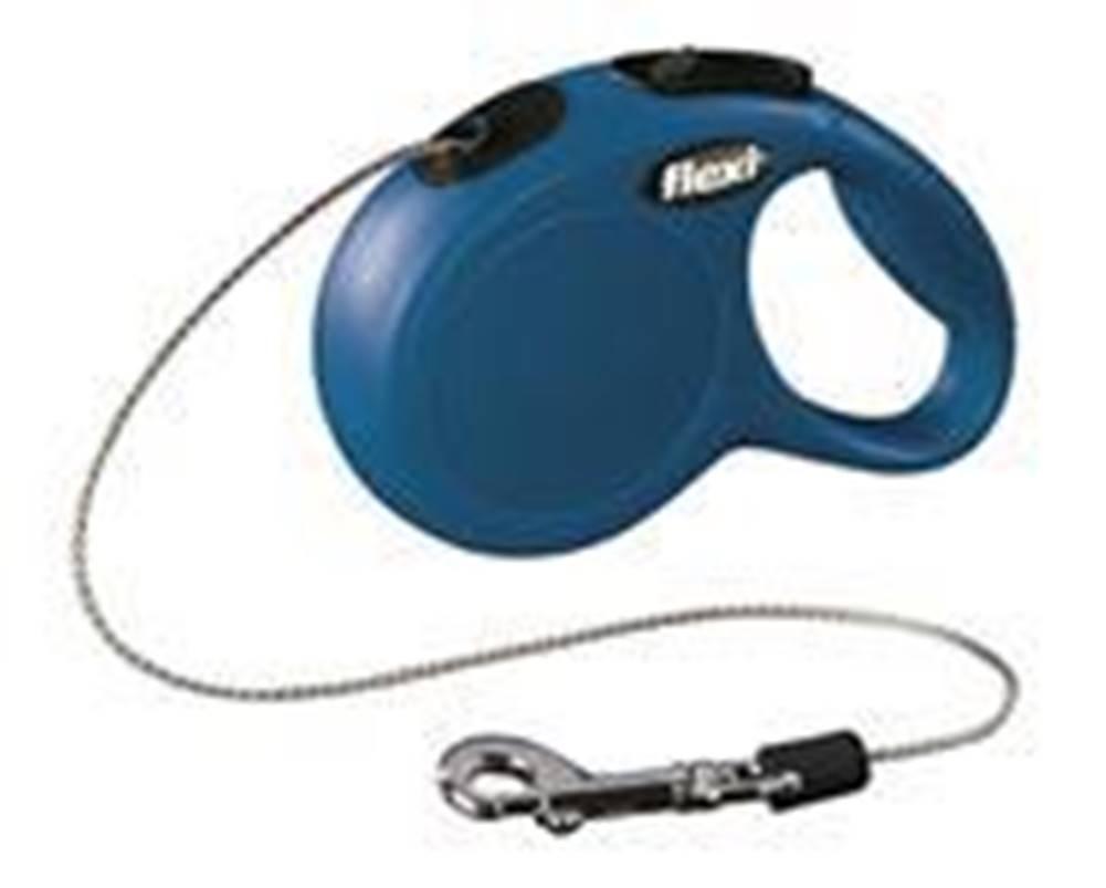 Flexi Flexi CLASSIC lanko 3m/8kg - Modré