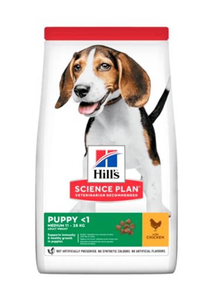 Hills Hills PUPPY MEDIUM chicken - 2,5kg