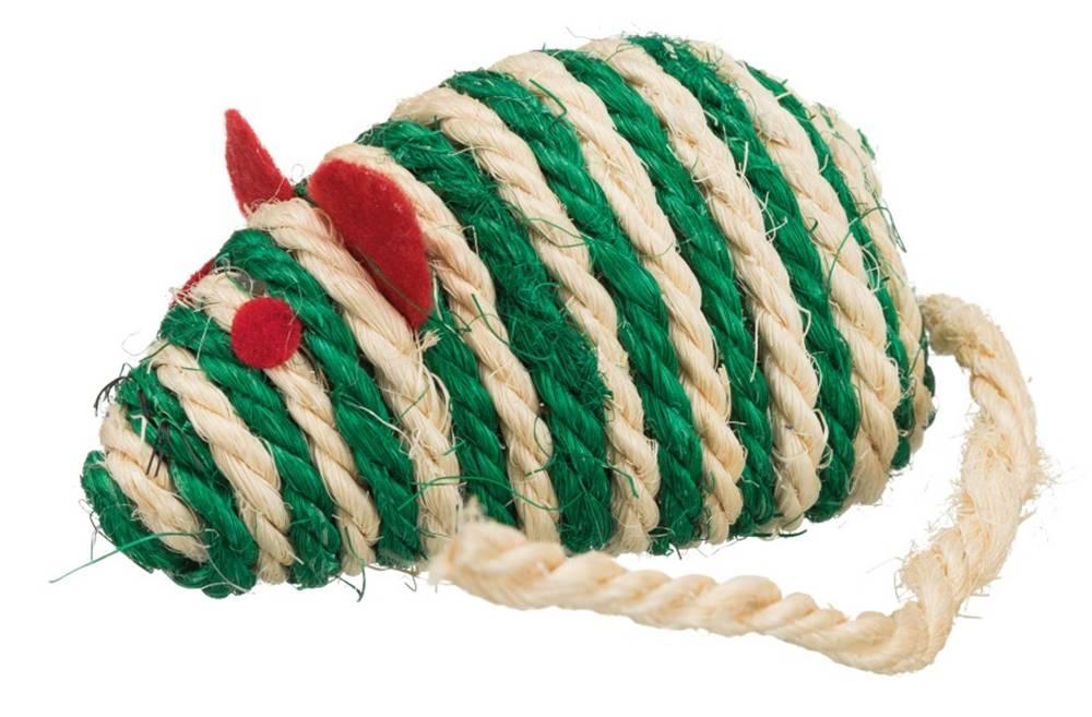 Trixie HRAČKA myš SISALOVÁ - 10cm