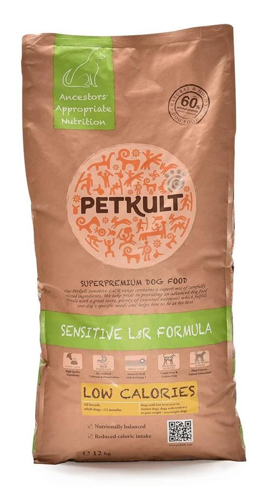 Petkult PETKULT dog LOW CALORIES lamb - 2kg